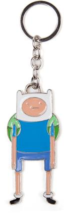 Adventure Time - Finn Metal Keychain