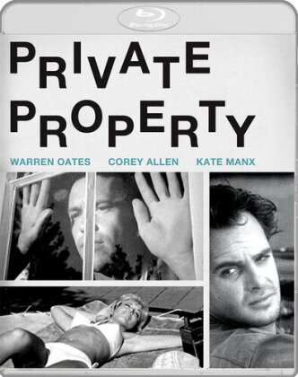 Private Property (1960) (Limited Edition, Restaurierte Fassung, Blu-ray + DVD)