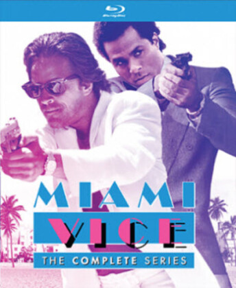 Miami Vice - Complete Series (20 Blu-rays)