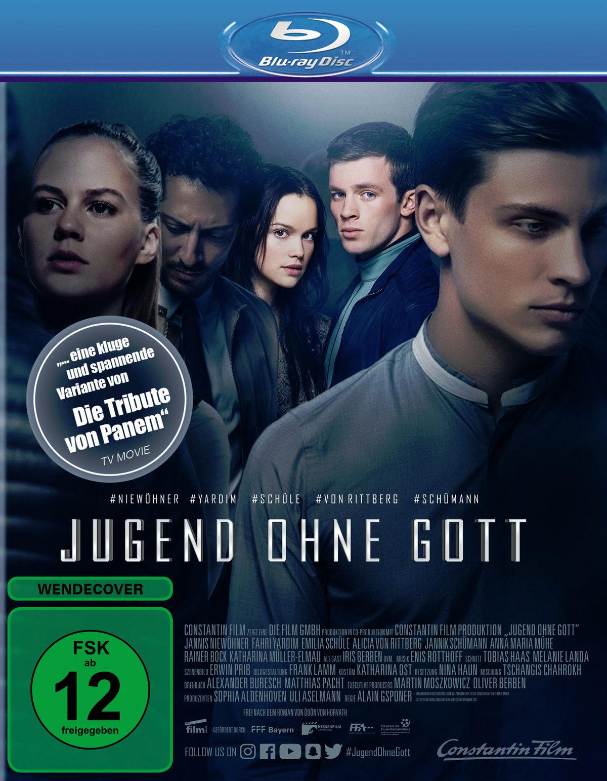 Jugend ohne Gott (2017) - Ein Film über die Liebe