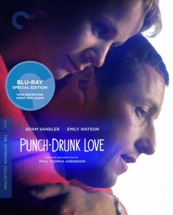 Punch-Drunk Love (2002) (Criterion Collection, Special Edition)