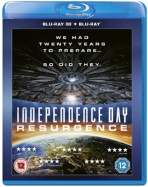 Independence Day 2 - Resurgence (2016) (Blu-ray 3D + Blu-ray)