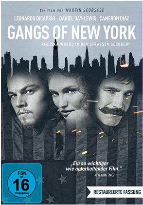 Gangs of New York (2002) (Restaurierte Fassung)
