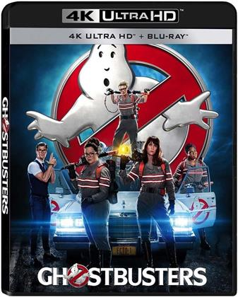 Ghostbusters (2016) (Extended Edition, Versione Cinema, 4K Ultra HD + Blu-ray)