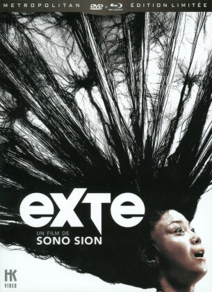 Exte (2007) (Digibook, Limited Edition, Blu-ray + DVD)