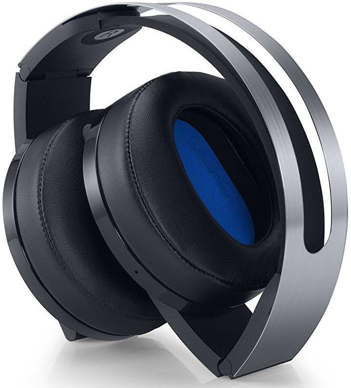 ps4 headset original platinum wireless alle konsolen. Black Bedroom Furniture Sets. Home Design Ideas