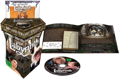 Die Reise ins Labyrinth (1986) (30th Anniversary Gift Set, Digibook)