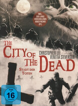 The City of the Dead - Stadt der Toten (1960) (Limited Mediabook, Blu-ray + DVD)