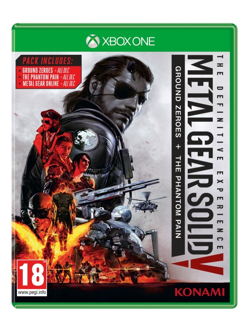 Bild Metal Gear Solid V - The Definitive Experience