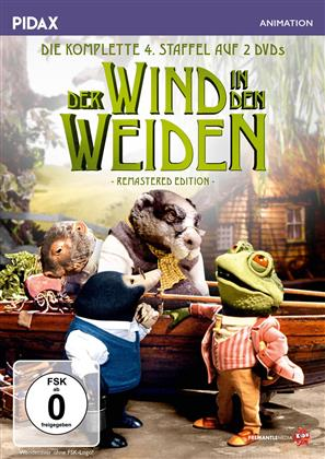 Der Wind in den Weiden - Staffel 4 (Pidax Animation, Remastered, 2 DVDs)