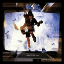AC/DC - Blow Up Your Video Framed Album Cover Prints