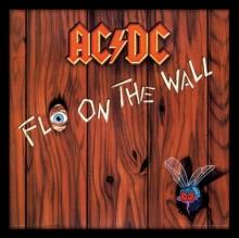 AC/DC - Fly On The Wall Framed Album Cover Prints