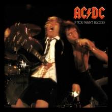 AC/DC - If You Want Blood Framed Album Cover Prints