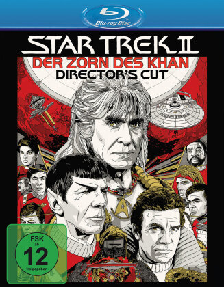 Star Trek 2 - Der Zorn des Khan (1982) (Director's Cut, Kinoversion)