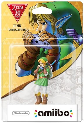 amiibo Link (Ocarina of Time)