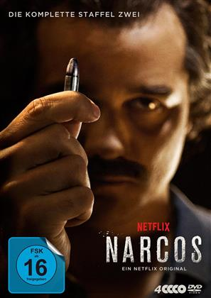 Narcos - Staffel 2 (4 DVDs)