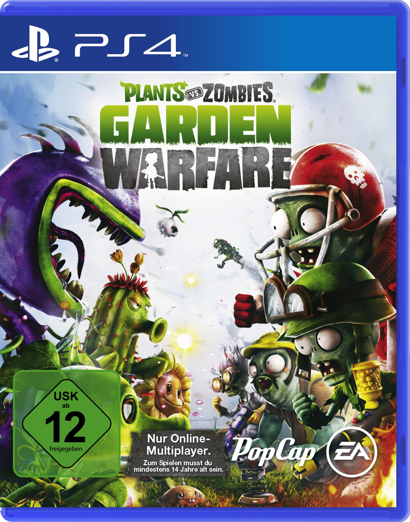 Bild Plants vs. Zombies - Garden Warfare 1