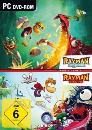 Rayman Legends + Origins - Relaunch