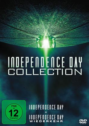 Independence Day Collection - Independence Day / Independence Day 2 - Wiederkehr (2 DVDs)