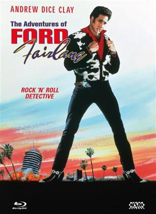 The Adventures of Ford Fairlane (1990) (Cover A, Limited Edition, Uncut, Mediabook, Blu-ray + DVD)