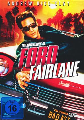 The Adventures of Ford Fairlane (1990) (Cover B, Mediabook, Blu-ray + DVD)