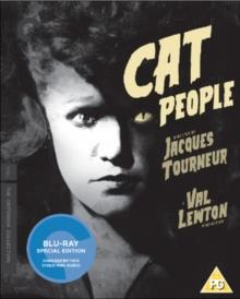 Cat People (1942) (s/w, Criterion Collection, Special Edition)