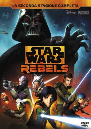 Star Wars Rebels - Stagione 2 (4 DVDs)