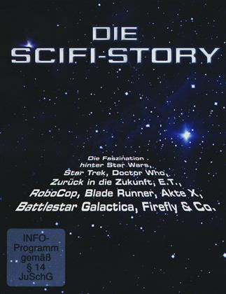 Die SciFi-Story (Limited Edition, Steelbook)