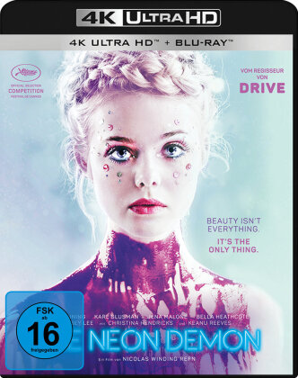 The Neon Demon (2016) (4K Ultra HD + Blu-ray)