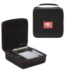 NES Classic Mini Deluxe Carrying Case - black