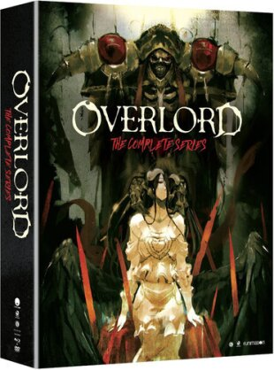 Overlord - The Complete Series (Limited Edition, 2 Blu-rays + 2 DVDs)
