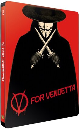 V for Vendetta (2005) (Edizione Limitata, Steelbook)
