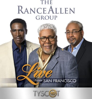 Rance Allen Group - Live From San Francisco