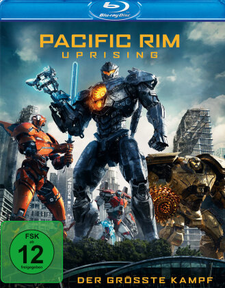 Pacific Rim 2 - Uprising (2018)