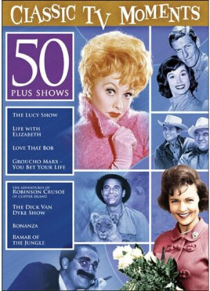 50 Classic Tv Moments - 50 Classic Tv Moments (7PC) (7 DVDs)