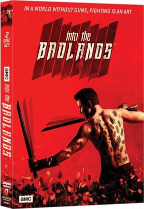 Into the Badlands - Season 1 (2 DVDs)