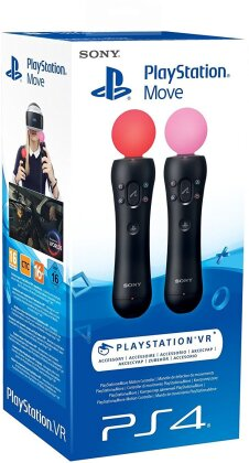 Playstation Move Controller - Twin Pack