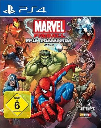 Marvel Pinball EPIC Collection - Vol. 1