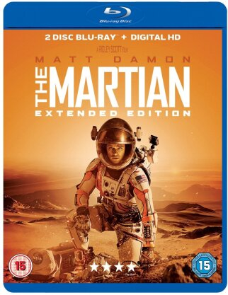 The Martian (2015) (Extended Edition)