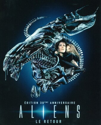 Aliens - Le Retour - Alien 2 (1986) (Digibook, 30th Anniversary Limited Edition)