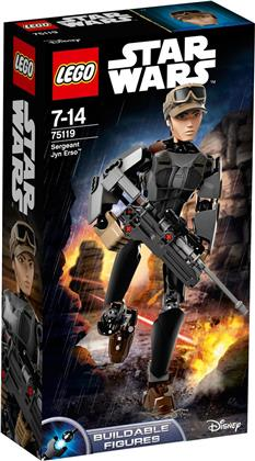 LEGO© 75119 Star Wars(TM) - Sergeant Jyn Erso(TM)