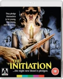 The Initiation (1984) (DualDisc, Blu-ray + DVD)