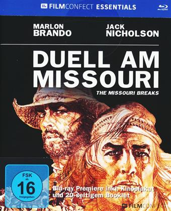 Duell am Missouri (1976) (Filmconfect Essentials, Mediabook)