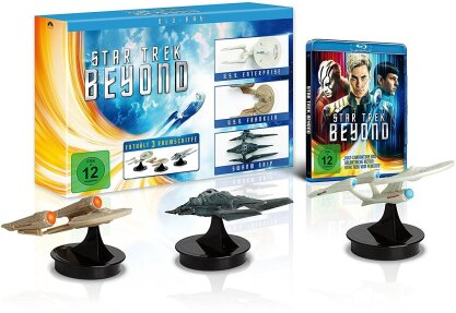 Star Trek 13 - Beyond (2016) (inkl. Spaceships, Limited Edition)