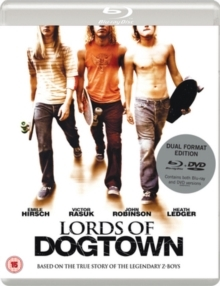 Lords of Dogtown (2005) (DualDisc, Blu-ray + DVD)