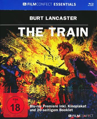 The Train (1964) (Filmconfect Essentials, s/w, Mediabook)