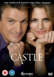 Castle - Season 8 - The Final Season (6 DVDs)