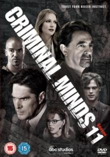 Criminal Minds - Season 11 (5 DVDs)