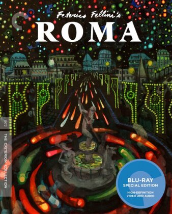 Roma (1972) (Criterion Collection)