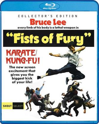 Fists of Fury (1971) (Collector's Edition)